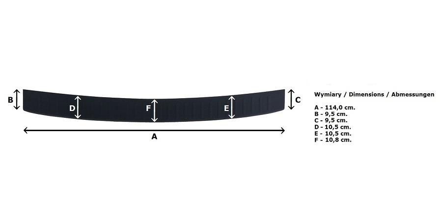 N52-rozměry