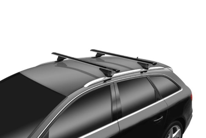 Leopard Black na autě