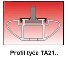 Profil tyčeTA